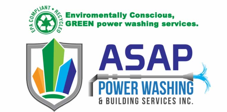 Green Power Washing, ASAP Power Washing and Building Services, www.asappowerewashing.com